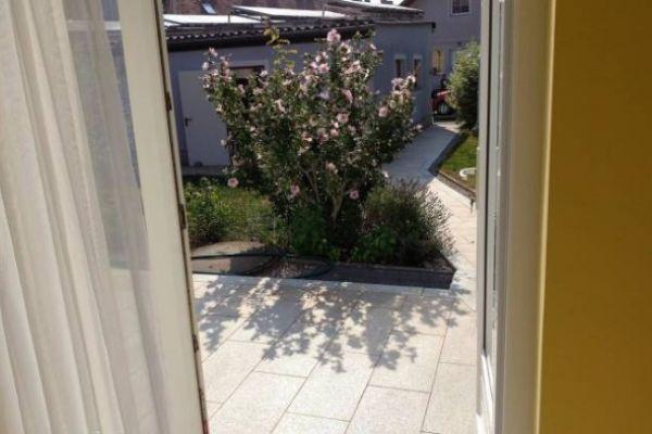 Single- / Pendlerwohnung zentral Gartenbenutzung