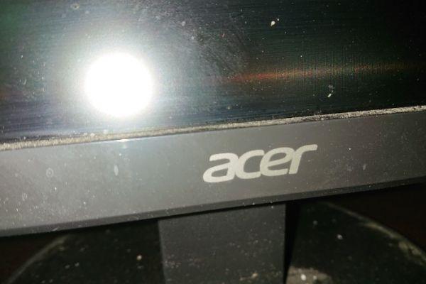 Acer led Bildschirm