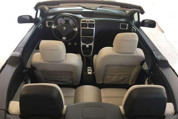 Peugeot 307 CC 2,0 16V Automatik/Tiptronic Cabrio