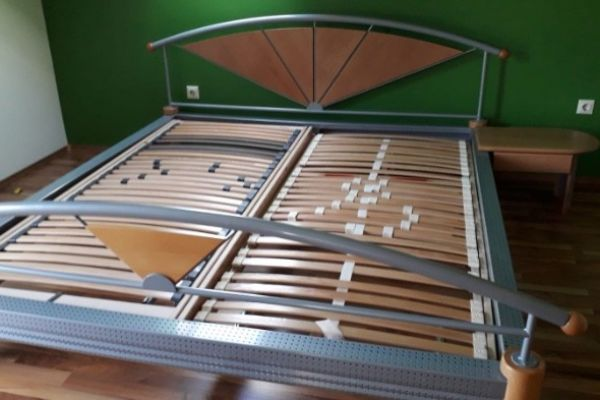 Doppelbett inkl. Lattenrost