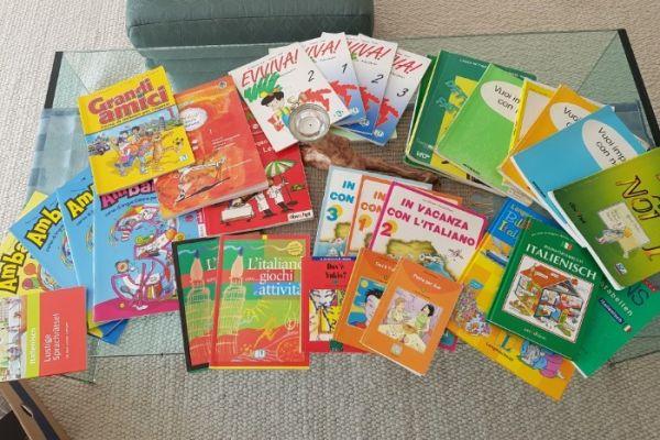 Italienischbücher für Lehrende