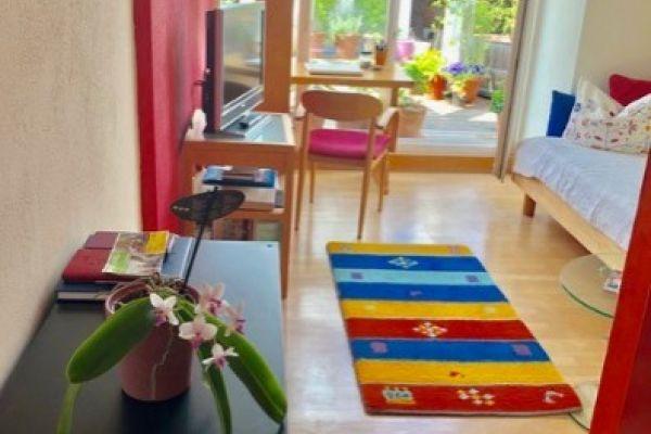 Gemütliches Zimmer in schöner Wohngemeinschaft