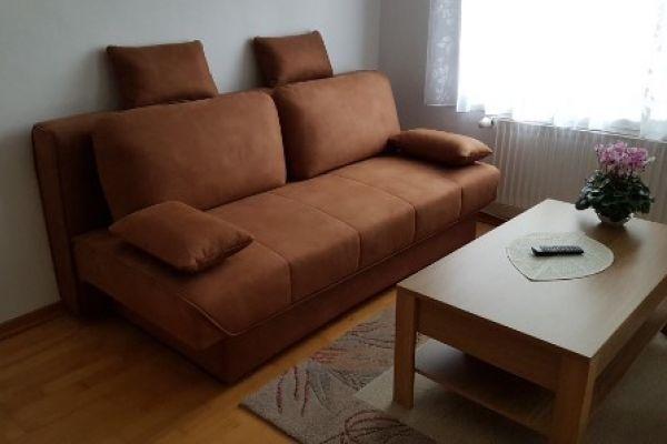 Komplette Wohnzimmereinrichtung im Topzustand