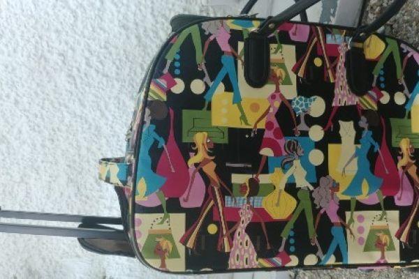 Hippe Reisetasche