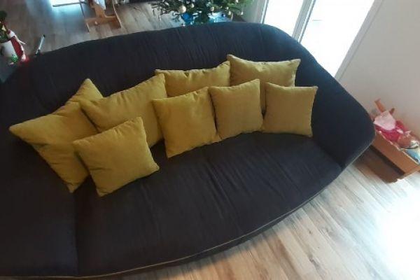BIG SOFA freistehende Couch um EUR 155