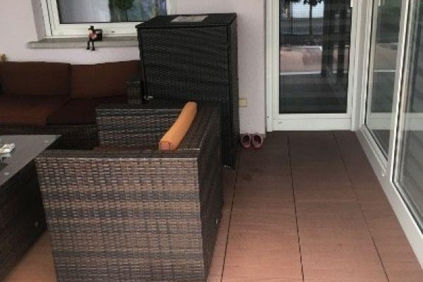 Ratan Sitzgarnitur Braun € 500