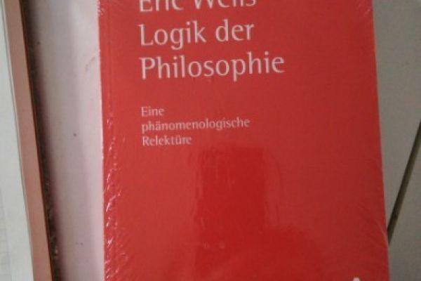 Eric Weils Logic der Philosophie, P. Gaitsch