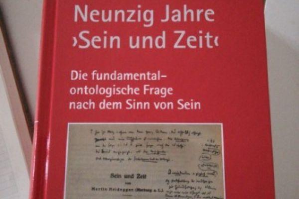 Neunzig Jahre \'Sein und Zeit\', H. Seubert (HG.)