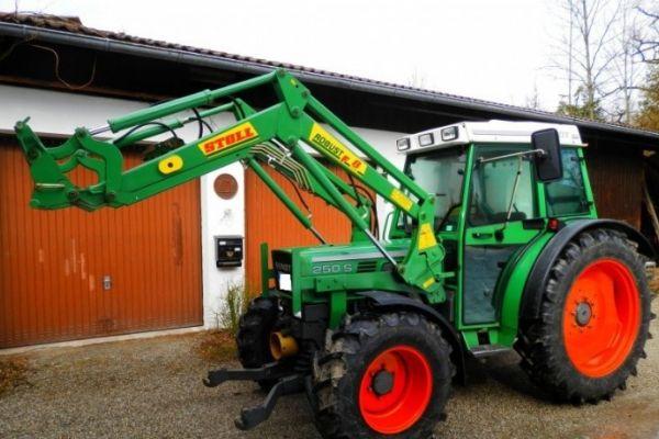 Traktor Fendt 250 S