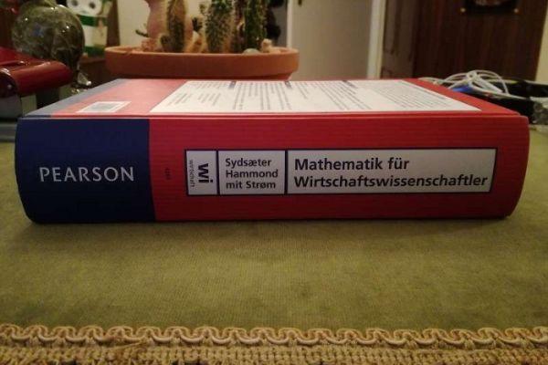 Mathematik für Wirtschaftswissenschaftler 4.Aufl
