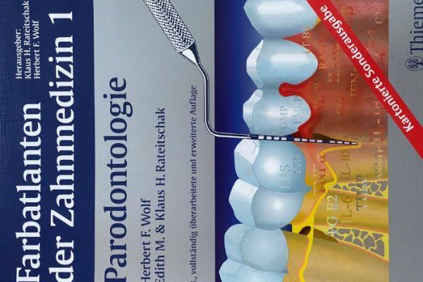 Farbatlanten der Zahnmedizin 1
