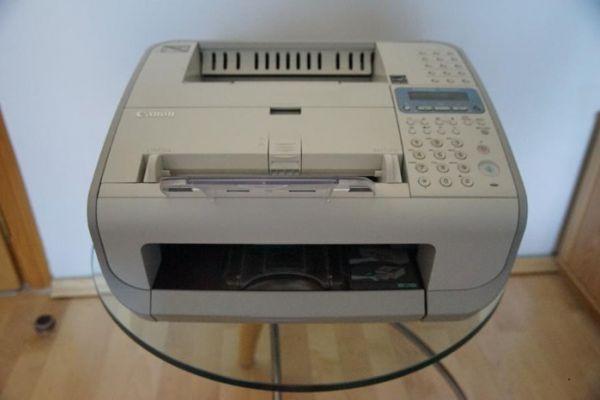 Canon i-sensys-Laserfax und -Kopierer