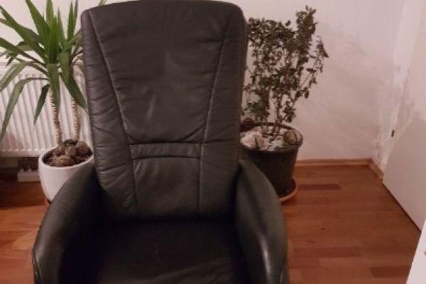 hukla longlife leather model RZ 5014 ruhesessel