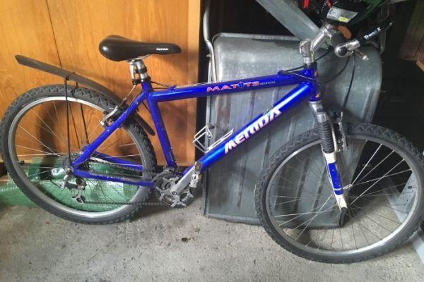 Gebrauchtes Merida Mountainbike