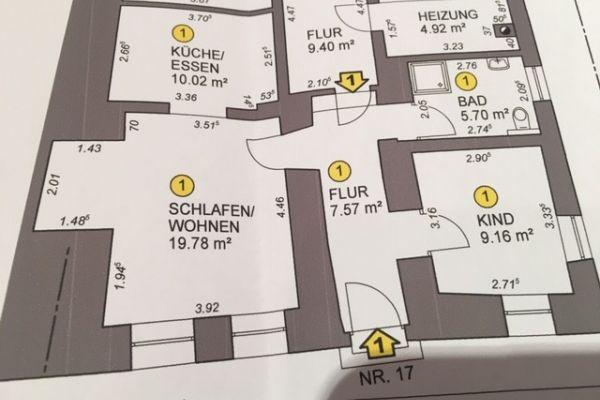 52 m2 Wohnung im Bayerischen Marktschellenberg