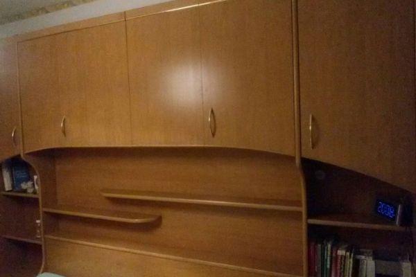 Überbauschlafzimmer komplett