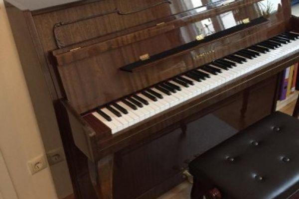 Ed. Seiler Pianino