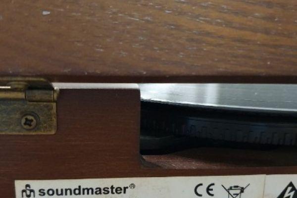 Soundmaster NR513A , braun