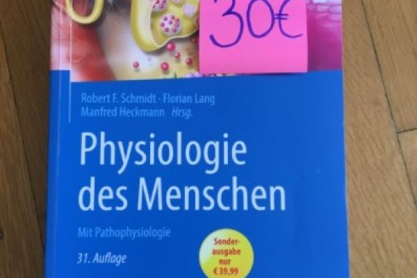 Physiologie Lang 30€