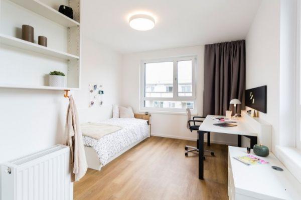 Voll möbliertes Studentenzimmer ab 399€ / Monat
