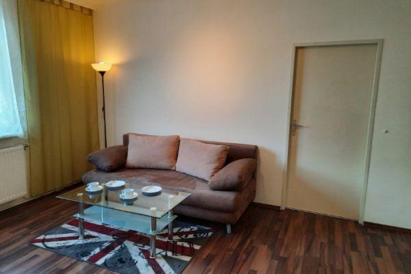 65 m² große möblierte Mietwohnung, provisionsfrei