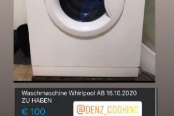 Waschmaschine Whirlpool