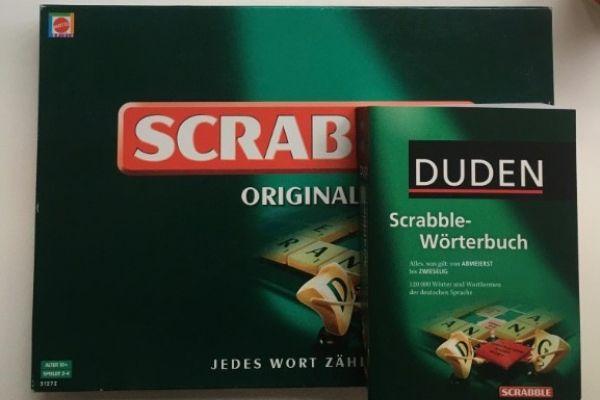 Brettspiel Scrabble