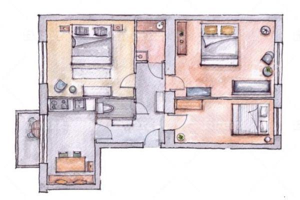 WG Zimmer 18 m2 in liebevoll sanierter Wohnung