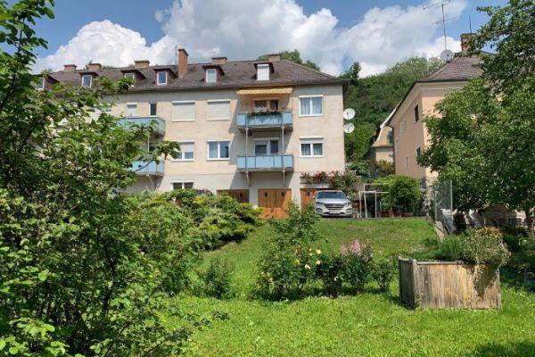 2-er WG in 100m2 Wohnung mit Garten