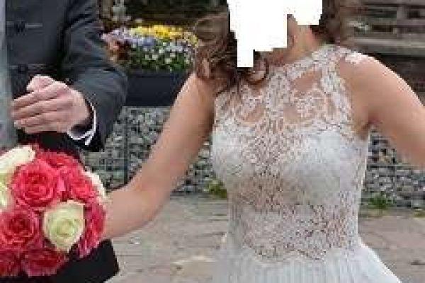 Hochzeitskleid Anna Kara