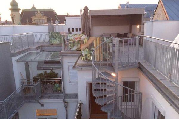 2 zimmer - Dachterrassenwohnung