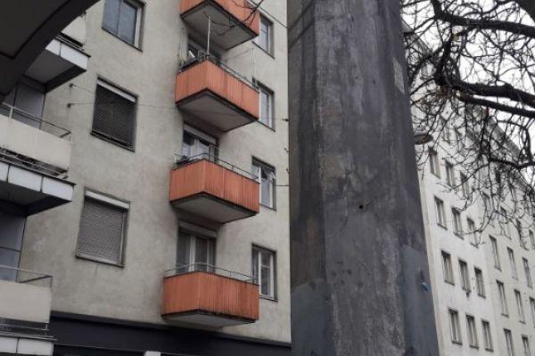 Gemeindewohnung 1020 Wien - WG geeignet
