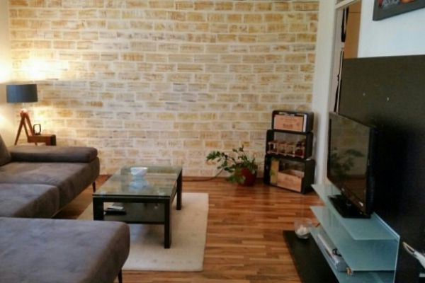 Wohnung 82 qm + Balkon + Dachterrassen
