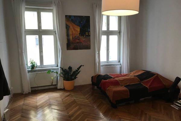 2er oder 3er WG - 1 Zimmer 27 oder 2 Zimmer (13&14m2) gesam über 120m2