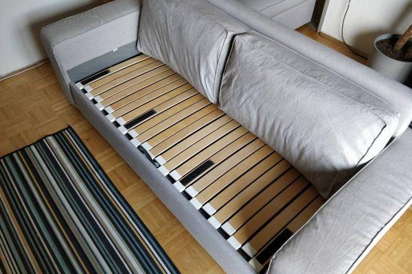 VILASUND 3er IKEA Bettsofa