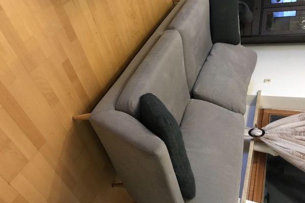 Sofa XXXLutz Grau