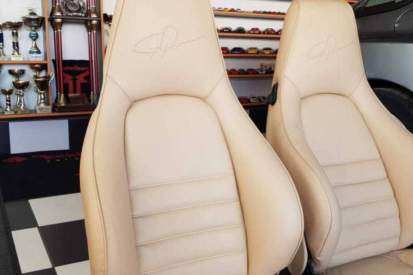Porsche 911 Turbo RS Sport Sitze