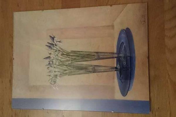 "Ludger Thuilot Deco I Poster Art Print ""Spring"""
