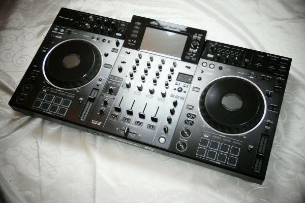 Pioneer DJ XDJ-ZX Professional All-in-one Dj-System