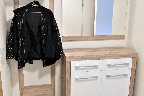 Garderobe für Eingangsbereich