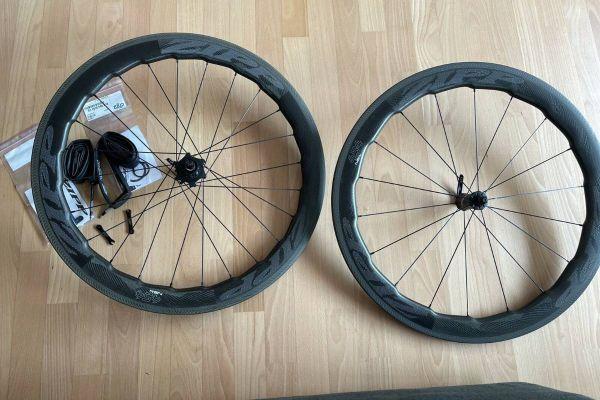 Zipp 454 NSW Clincher Shimano Laufradsatz
