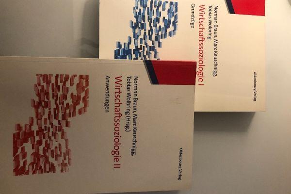 Wirschaftssoziologie 1 & 2 (Braun, Keuschnigg)