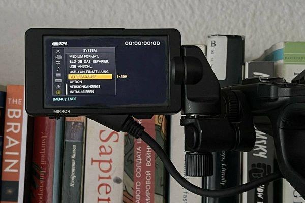 SONY PXW-FS5 II Mark 2 Neuwertig