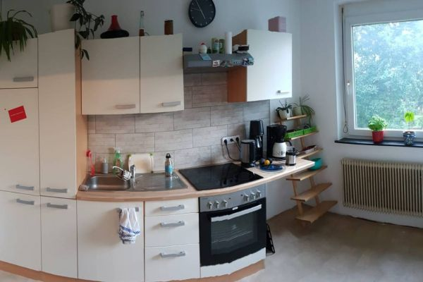 42 m² Wohnung mit eigener Garage