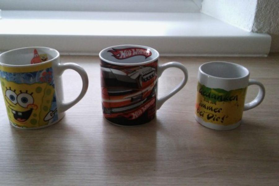 Mehrere Tassen/Schalen - Bild 2