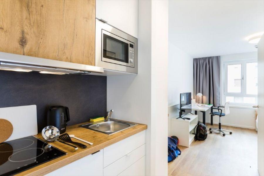 Voll möbliertes Studentenzimmer ab 399€ / Monat - Bild 3
