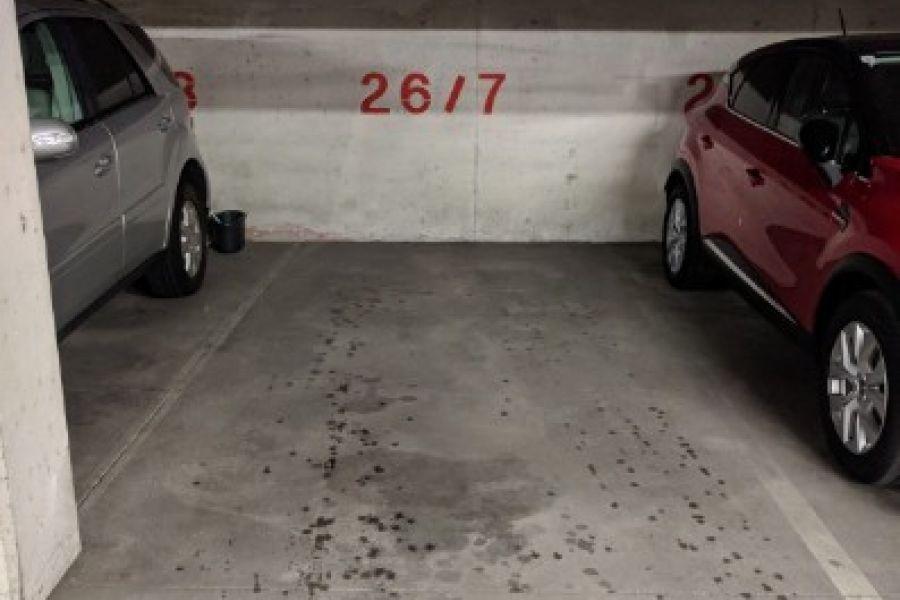 Tiefgaragenparkplatz Augasse 26 - Bild 1