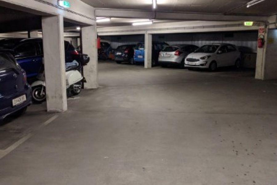 Tiefgaragenparkplatz Augasse 26 - Bild 2