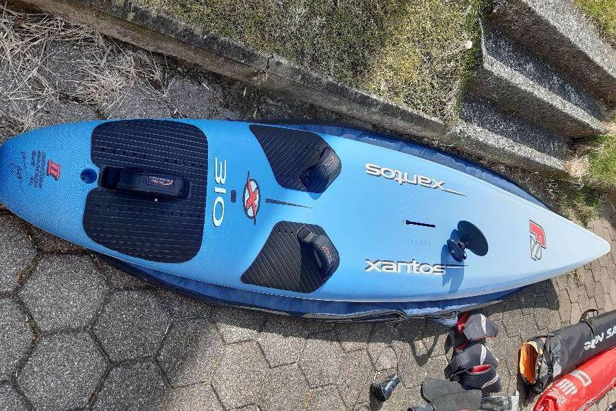 Verkaufe Windsurf Equipment - Bild 2