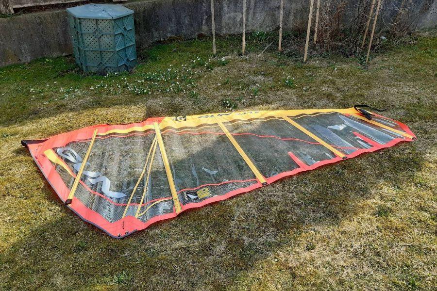 Verkaufe Windsurf Equipment - Bild 5